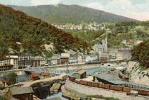 Jim Thorpe History - Old Mauch Chunk